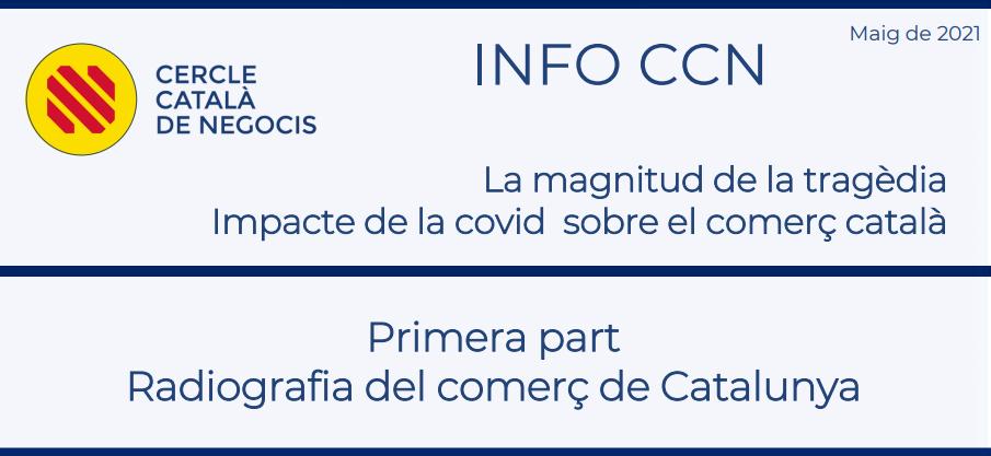La magnitud de la tragèdia: Impacte de la covid sobre el comerç català (part I)
