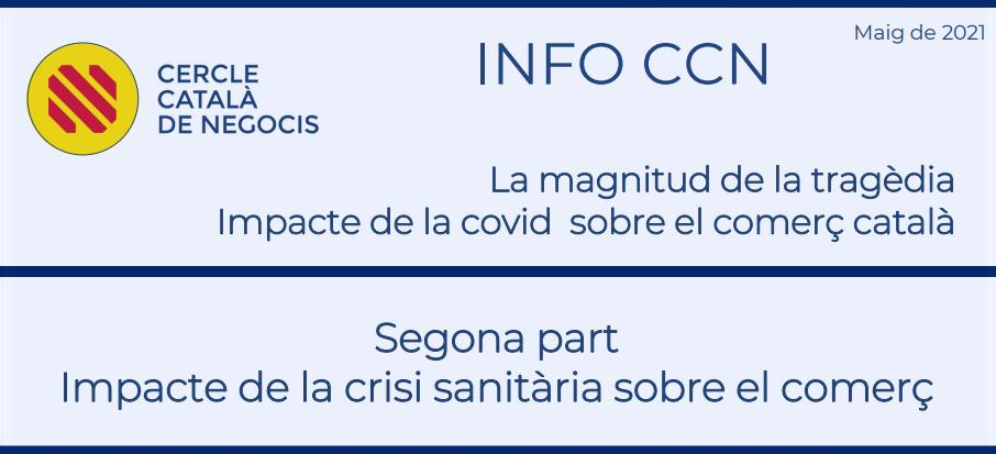 La magnitud de la tragèdia: Impacte de la covid sobre el comerç català (part II)